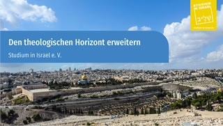 Powerpoint für Studium in Israel